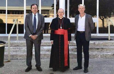 Instituciones Penitenciarias resalta el trabajo de la Iglesia con los presos