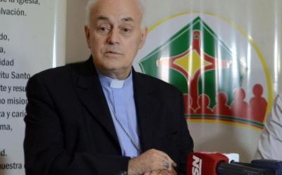 """Un arzobispo afirma que la Iglesia suple """"ausencia enorme"""" del Estado"""