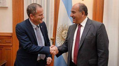 Visita del embajador de Israel a la provincia de Tucumán