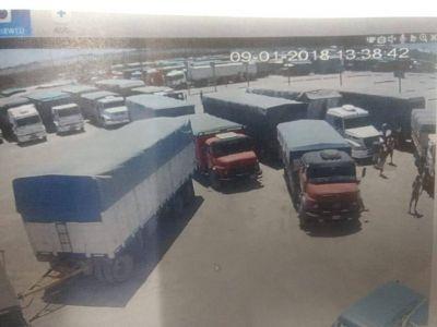 Iniciaron una causa penal a 5 camioneros que bloquearon Sitio 0