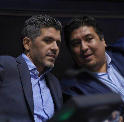Tomaron estado parlamentario proyectos de Dominguez Yelpo