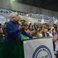 El Frente Multisectorial anunció marchas y protestas hasta fin de año