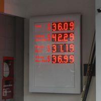 Combustibles: los aumentos en las naftas y gasoil casi duplican la inflación anual