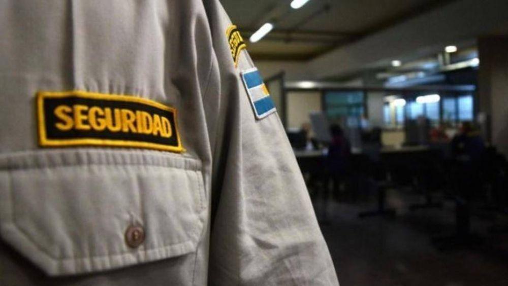 Personal de seguridad: un conflicto en la obra social afecta a 100.000 afiliados