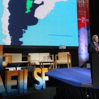 Lifschitz, en la apertura del Congreso de Estudiantes de Ingeniería Industrial