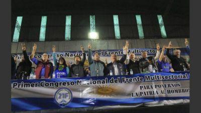 Moyano apura a la CGT para que se oponga al Gobierno