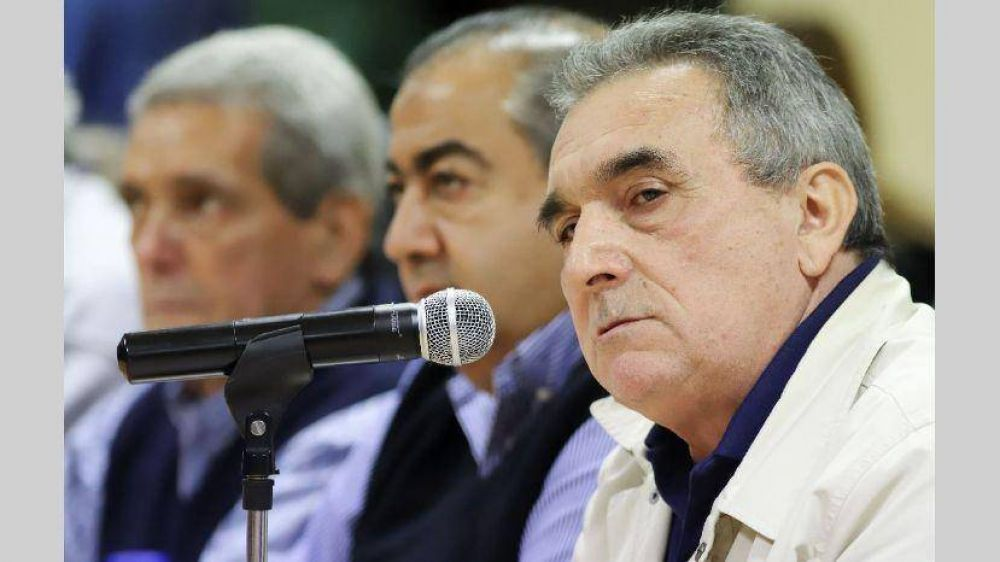 Reunión cumbre de gobernadores,Pichetto y la CGT, por el ajuste