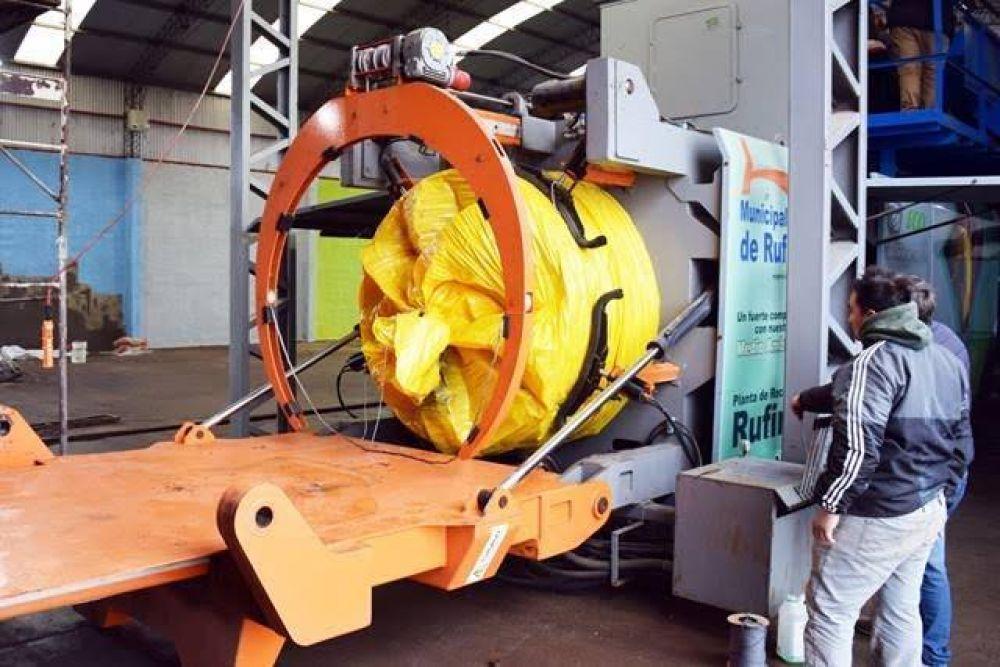 La provincia inaugurará en Rufino el complejo ambiental Consorcio Girsu Sur – Sur