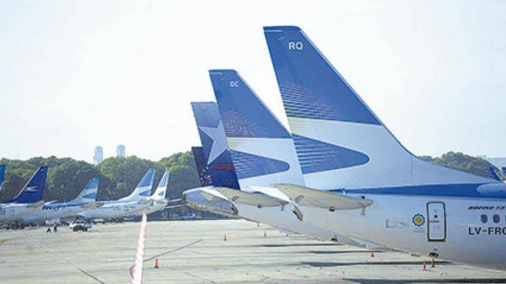 Vuelven las protestas de aeronáuticos