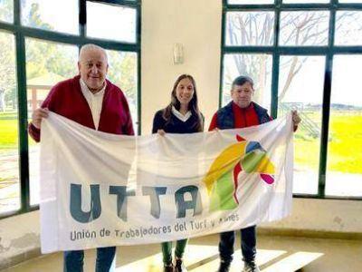 Cynthia Acosta fue electa delegada de la UTTA en Gualeguay