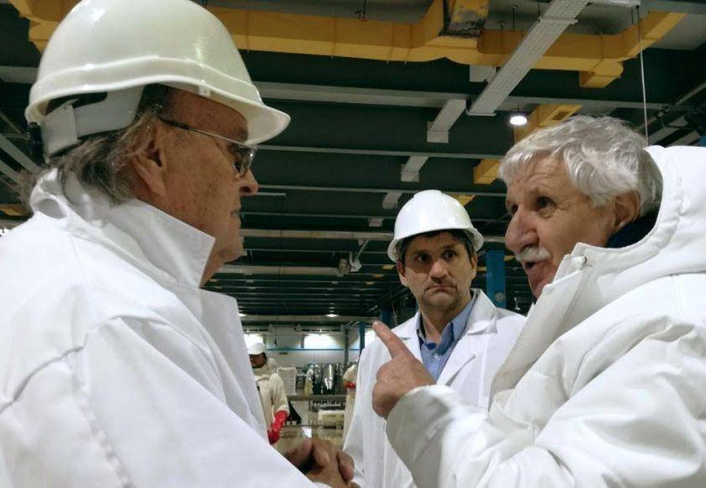 """De Mendiguren en Mar del Plata: """"Este modelo económico le está poniendo una situación límite a las Pymes"""""""