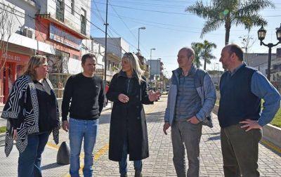 """""""El intendente Abella está transformando la ciudad desde un concepto moderno"""""""