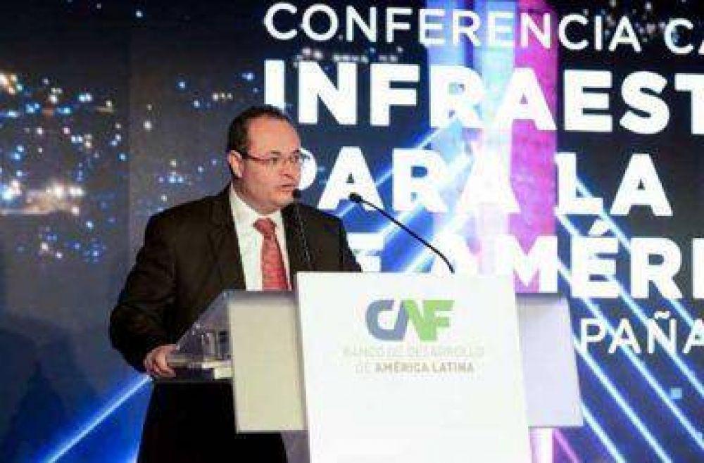 CAF estima necesidad de más de US$ 100.000 millones para 2040 en puertos y aeropuertos de LATAM