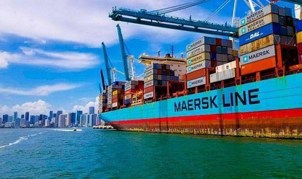 La danesa Maersk sacará a Bolsa en 2019 su negocio de plataformas petroleras