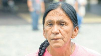 Milagro Sala vuelve a El Carmen