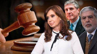 Tras el escándalo de los cuadernos y las coimas, estas son las causas judiciales que enfrentan Cristina y sus exfuncionarios