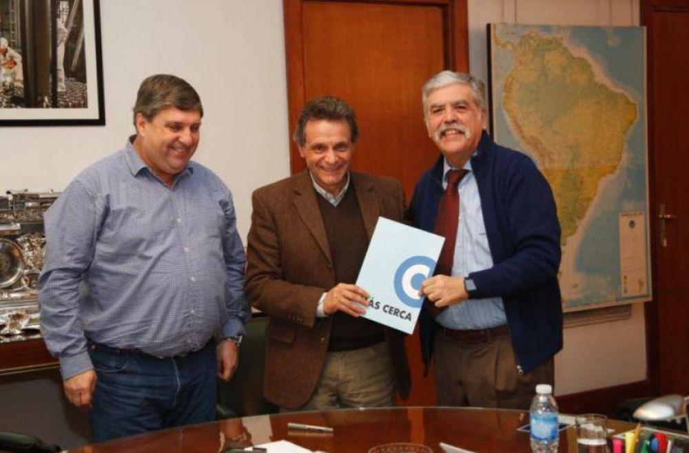 """Cuadernos: """"Pulti participó en la inauguración de hechos corruptos"""""""
