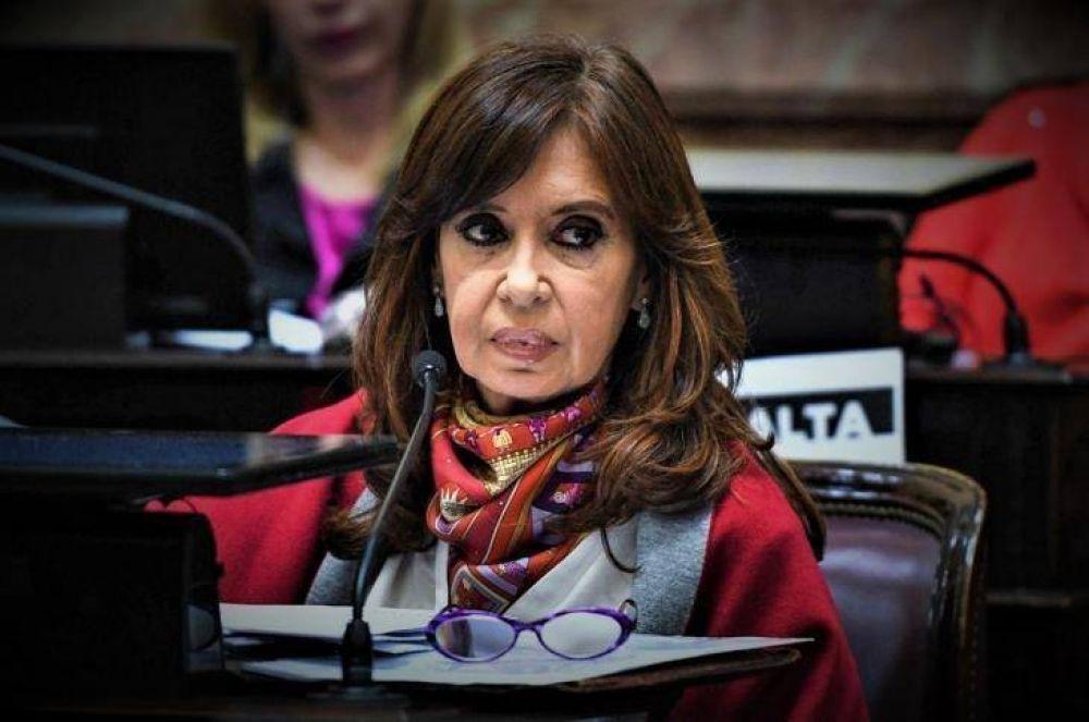Cuestiona Joaquín la complicidad del PJ con Cristina y respalda una eventual prisión preventiva