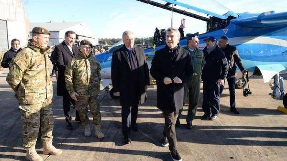 Cómo será la segunda etapa del plan de reforma de las Fuerzas Armadas