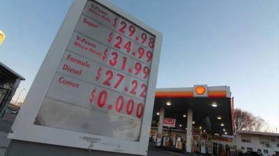 Las naftas acumulan un alza del 40% en lo que va del año