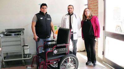 Petroleros donó equipamiento al hospital de Pico Truncado