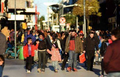 Fin de semana largo: Más de 84 mil turistas arribaron a la ciudad