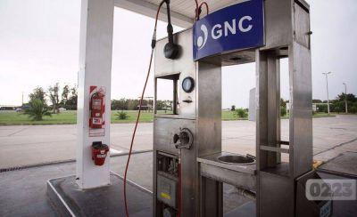 Este martes, restringirán la venta de GNC debido a las bajas temperaturas