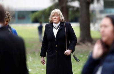 La jueza Servini de Cubría ahora