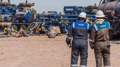 YPF logra un nuevo récord en Vaca Muerta