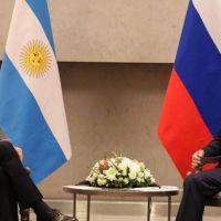 Macri acordó con Gazprombank cambiar al socio local y avanza el puerto de Ramallo