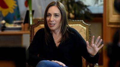 Relanza Mariu el discurso anticorrupción y pide que el Senado apruebe los allanamientos a Cristina