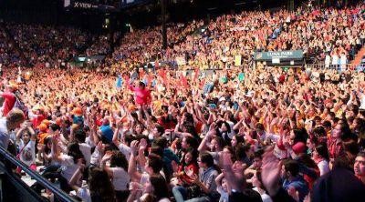 """Miles de niños de Argentina celebran a Jesús y le claman """"vení a nuestra casa"""""""