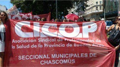 CICOP: Llaman a asamblea tras un intento de sacar de su lugar de trabajo a la Secretaria del gremio