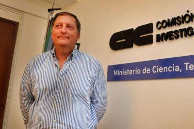 Vidal sufrió la baja de un experto en las obras hídricas