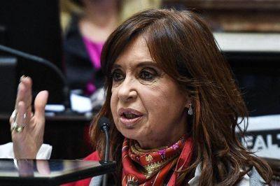 Los cuadernos de las coimas: Cristina Kirchner le pidió al Senado que autorice los allanamientos en sus propiedades
