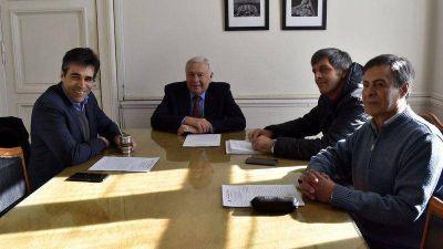 En la UNICEN de Tandil, López pidió por la Licenciatura en Enfermería