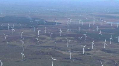 Bienvenidos al parque eólico más grande de Latinoamérica