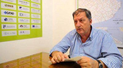 El ingeniero Romanazzi renunció a la presidencia de la Comisión de Investigaciones Científicas