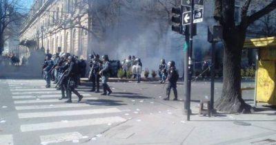 La CGT repudió la represión a los trabajadores de Astillero Río Santiago