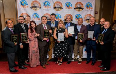 LifeWay y B&H es la Editorial del Año  de los premios en SEPA