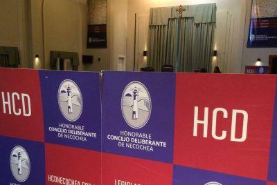 10ma sesión del HCD: Modificación presupuestaria para el 2018