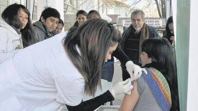 El ajuste llegó a las vacunas
