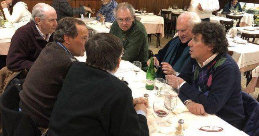Micheli reafirma su alianza con Solanas y piensan en 2019