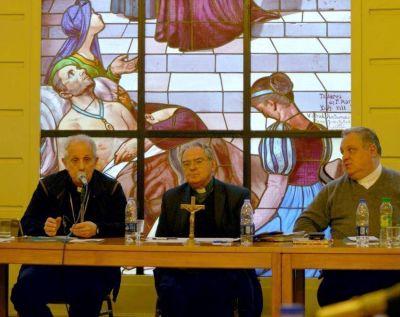 Realidad social y sostenimiento de culto, temas de la reunión de obispos