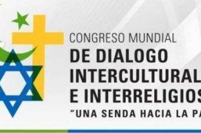 Acto de presentación del Congreso Mundial de Diálogo Intercultural e Interreligioso