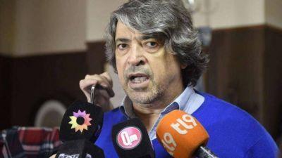 Detuvieron al exjuez platense César Melazo