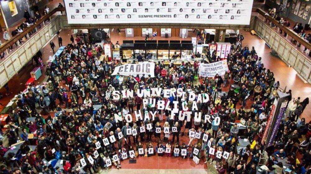 El mensaje de apoyo a los docentes universitarios que se volvió viral