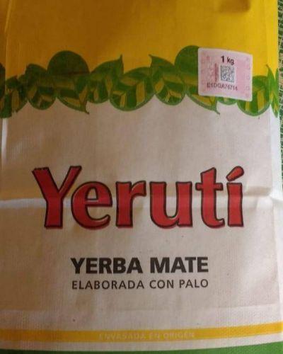 Sin flan: El 30% de lo que manda Nación a los comedores es yerba