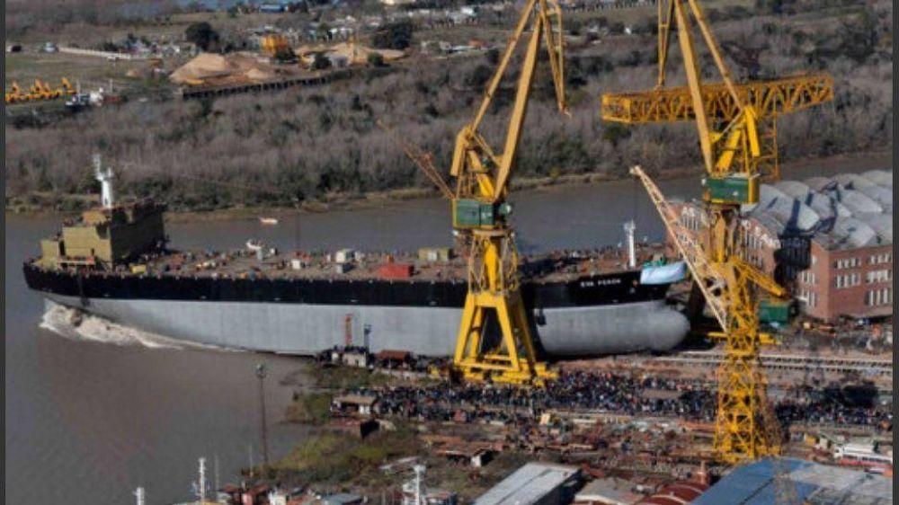 La industria naval en alerta roja: cierran astilleros y ya se perdieron 1.700 empleos