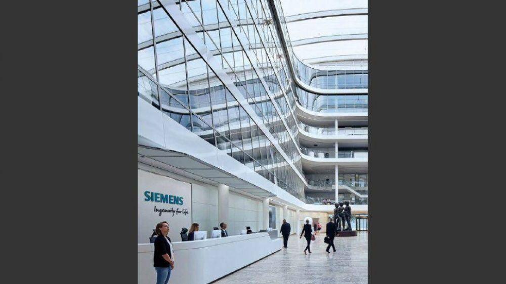 Siemens despedirá a 20.000 personas para reducir costos